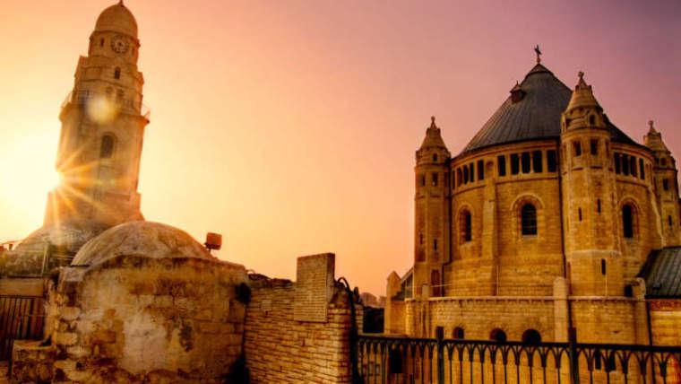CITY BREAK JERUSALEM