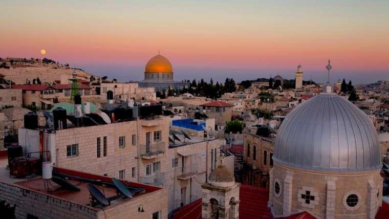 Christine   Séjour à Jérusalem