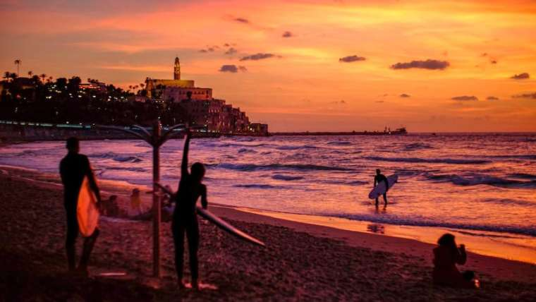 CITY BREAK TEL AVIV-JAFFA